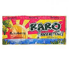 Raro Favourites Raspberry 3PK