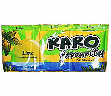 Raro Favourites Lime 3PK