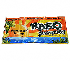 Raro Favourites Sweet Navel Orange 3PK
