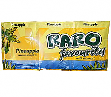 Raro Favourites Pineapple 3PK