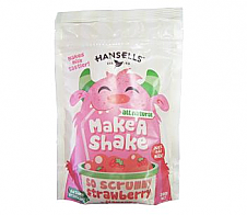 Hansells Make-A-Shake Strawberry 200g