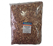 Manuka Wood Smoking Chips Large 1.5ltr