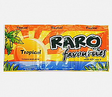 Raro Favourites Tropical 3PK