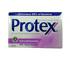Protex Nourishing Antibacterial Soap 90g
