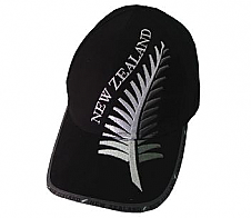 New Zealand Cap with Silver Fern