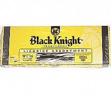Black Knight Licorice Assortment 250g