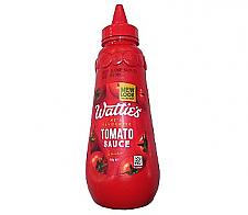 Wattie's Tomato Sauce Bottle 565g