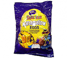Cadbury Buzz Bar Marshmallow Egg Bag 325g