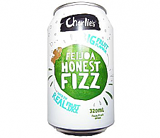 Charlies Honest Fizz Feijoa 320ml Can