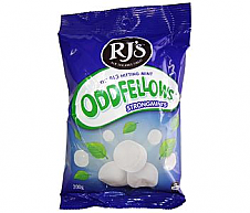 RJ's Oddfellows Strongmints 200g