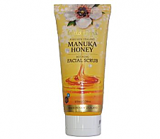 Manuka Honey Facial Scrub 100ml