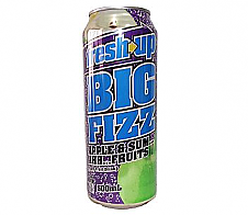 Fresh Up Big Fizz Apple and Sum...Ahh... Fruits 500ml