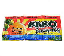 Raro Favourites Passion Orange 3PK