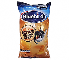 Bluebird Kiwi Onion Dip Chips 150g