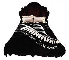 Silver Fern NZ Mink Blanket King