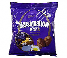 Cadbury Milk Chocolate Marshmallow Egg Bag 175g